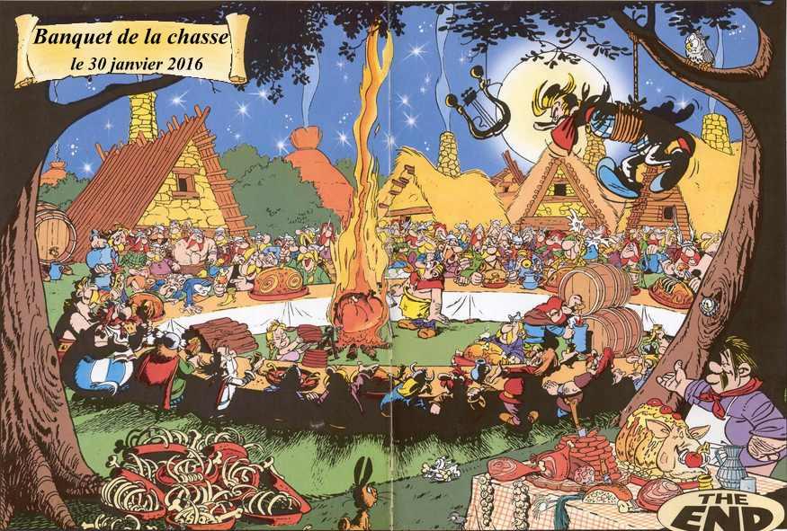 association banquet